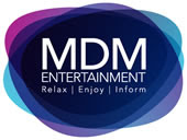 MDM Entertainment Homepage